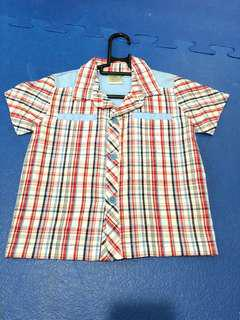 Original Rustans Polo 9-12mos