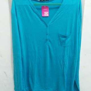 2 blus baju