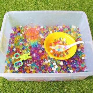 Water Beads Play Set