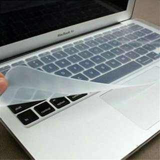 Silicone Clean Skin Laptop Keyboard Protector Universal Cover