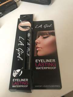 LA GIRL EYELINER LASTING WATERPROOF