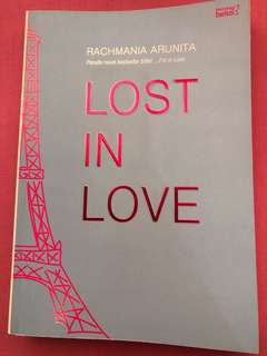 Lost in Love novel lanjutan Eiffel im in love