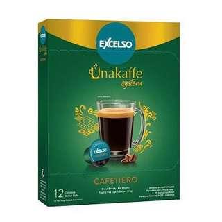 Excelso unakaffe espresso