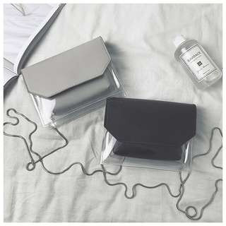 Jelly Transparent mini Slingbag