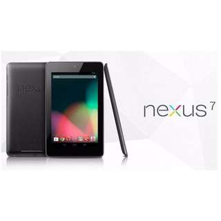 Google Nexus 7 16GB (Wi-Fi) 麗康墨盒 深水埗店/ 荃灣店