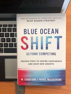 Blue Ocean Shift Beyond Competing (Hard Cover)