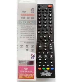 Multi Code Remote for Philips LCD LED TV