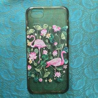 Case flamingo iphone 6/6s