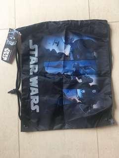 Star Wars Drawstring Bag Backpack