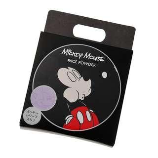 Japan Disneystore Disney Store Mickey Mouse Purple Charming Face Powder