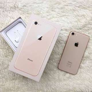 Apple iPhone 8 256GB Gold Garansi Internasional