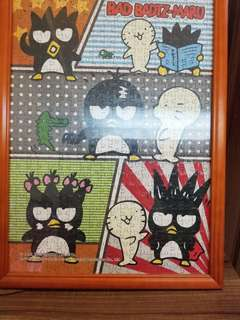 Bad badtz maru 500pcs puzzle