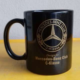 Mercedes Benz C-Class Mug ( Black )