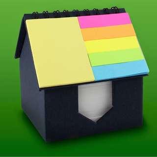 DWELL - Sticky Memo Box