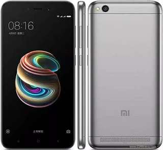 Di jual nih HP Xiaomi Redmi 5a, ram.2/16internal