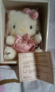 Hello Kitty 絕版 1998年 394号公仔