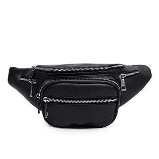WAIST BAG | BAGGY - BLACK