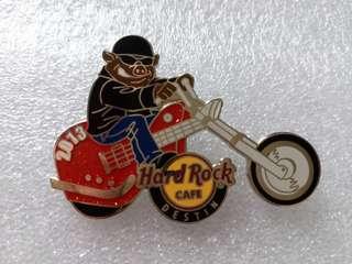 Hard Rock Cafe Pins ~ DESTIN HOT & RARE 2013 HOG RALLY EVENT PIN!