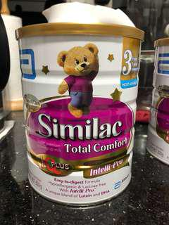 Brand New - Similac Total Comfort Stage 3 (820g)