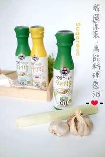 🚚 韓國原裝-100+萬能料理 蔥油220ml