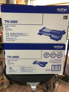 Brother TN 2060  Laser Jet  Cartridge Black