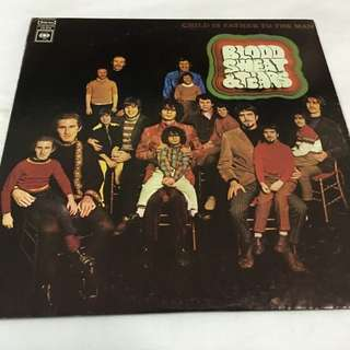 Blood, Sweat And Tears, Child Is Father To The Man, Vinyl LP,  Columbia ‎– CS 9619, 1968, USA