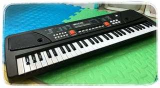 🎤🎹16音色電子琴