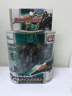 Robot Master Wingstun