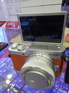 Kamera lumix G