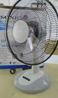 "Table Fan 16"" - Isonic"