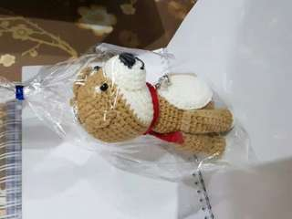Dog doll craft