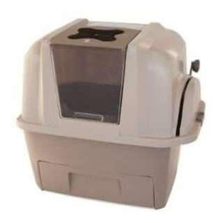 Sangkar dan smart shift litter box