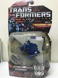 Transformers Generation Scourge