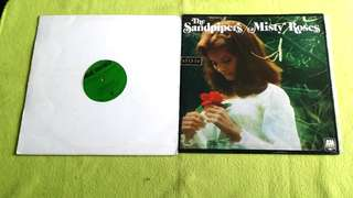 Pding SANDPIPERS . misty roses ● SANTA ESMERALDA . another cha cha /cha cha suite. ( buy 1 get 1 free )  Vinyl record