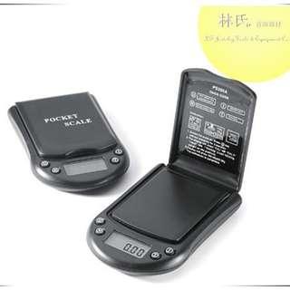 Timbangan Emas Pocket Digital CHQ - Hitam