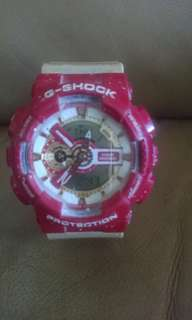 Iron Man g-shock