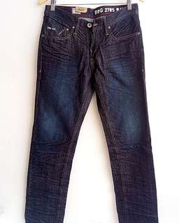 Bombboogie RAW Denim Original BNWT