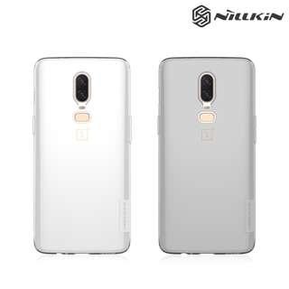 OnePlus 6 NILLKIN 本色 保護軟套 手機軟殼Case 0638A
