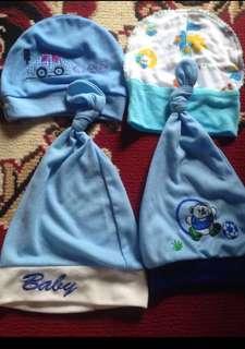 Topi bayi baby born