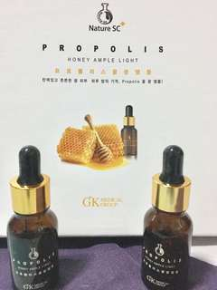 Propolis Honey Ampoule Light