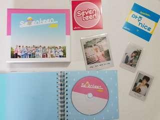 [ONHAND] Seventeen Love & Letter Repackage Album