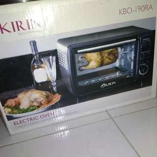 Oven listrik Kirin 19liter