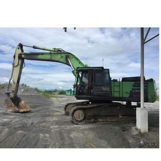Backhoe Excavator Wheel Loader Rush Sale