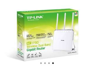 TP-LINK ROUTER ac1750