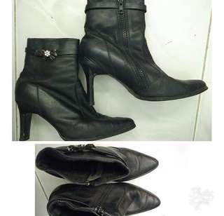 Boots Kulit
