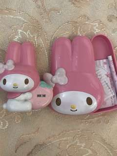 My Melody Collectible Toys