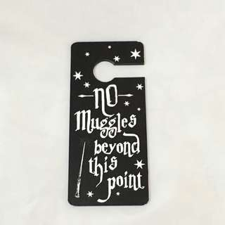 *Restock* Original Primark's Harry Potter Door Hanger