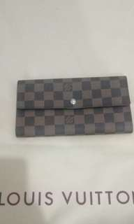 Lv authentic quality wallet