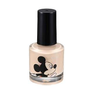 Japan Disneystore Disney Store Mickey Mouse Beige Charming Nail Color