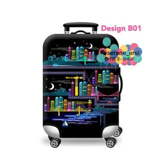 Stretchable Luggage Covers
